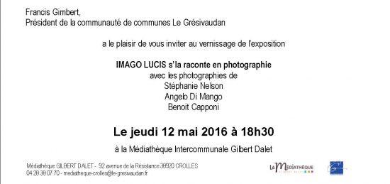Invitation Imago Lucis 2016