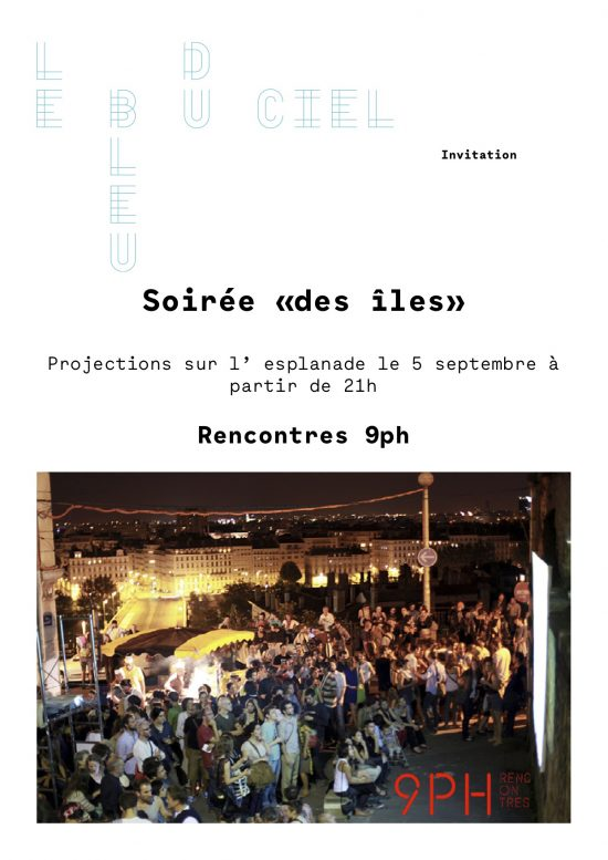 Invitation Rencontres 9 ph 2015