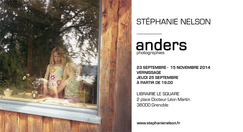 Exposition Anders le Square Grenoble 2014